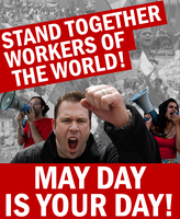 May 1st Solidarity by Party9999999