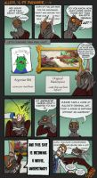 An Argonian is my manager by GalooGameLady