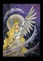 .the swan princess by mimiclothing