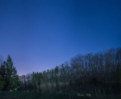 Russel park panorama by Gothguy720