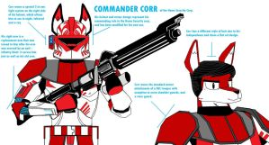 Commander Corr Details by NeoLupeTrooper9893