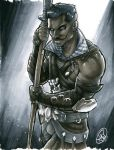 Dorian by AdamWithers