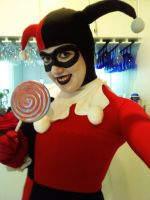 Even MORE Harley by ClownGirlHarley