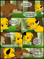 Caught Off Guard pg 4 by LilGreenTraveler