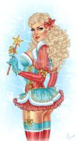 Snow Maiden by dimary
