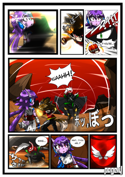 Legends Arc Episode 1 #4 by KenjiKanzaki05