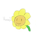 Flowey by MimiKelly23