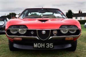 1976 Alfa Romeo Montreal by FurLined