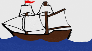 Better Pirate Ship by jayzoos