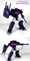 Generations Shockwave by Unicron9