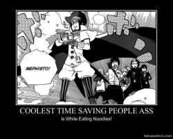 Mephisto's Rule For Saving People by A-a-0