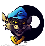 Sly Cooper by Officer-Sarcasm