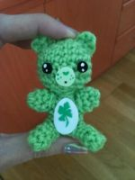 Little Care Bear by anapeig