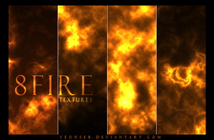 8.fire-textures. by Yeonseb