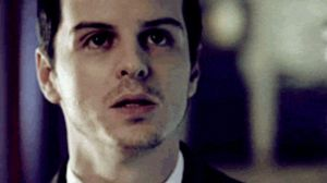 Moriarty 'Surprise Face' Gif by talichibi