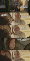 Lord of The Rings - Farewell... by yourparodies