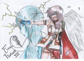 I will fight for you,my dear sister!(FINISH!) by SweetDarkRainbow