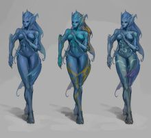 .Siren Z :concepts:. by MadiBlitz