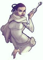 Padme Commission by Alex0wens