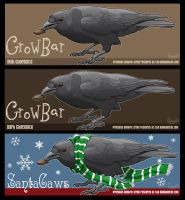 Crow Bars 2009 by SageKorppi