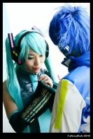 Vocaloid: Together Forever by farizasuka