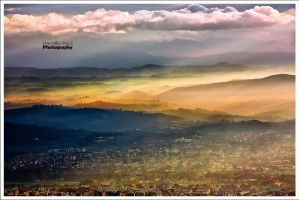 The City and beyond by Marcello-Paoli
