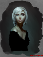 Oct 28, 2013 Speed Paint Practice - Darkness by RoninDude