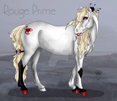 RPS Rouge Prime by abosz007