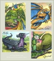 2011 Conbadges - Batch 2 by windfalcon