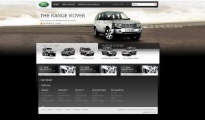Land Rover Iraq - Range Rover by blacktwo