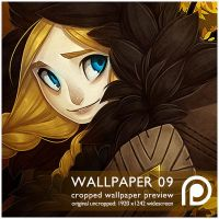 Patreon Wallpaper 09 by DemonRoad