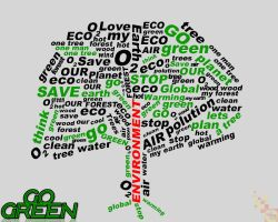 Go Green by jefrygraphica