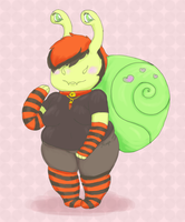 Snail me by MirandaMaija