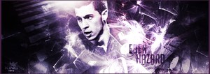 Eden Hazard Signature by WHU-Dan