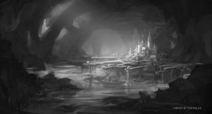 Enviro sketch 2 by lychi