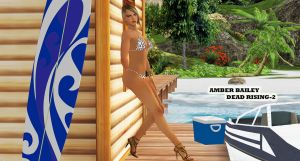 Amber Bailey   Tahiti-Vacation by blw7920