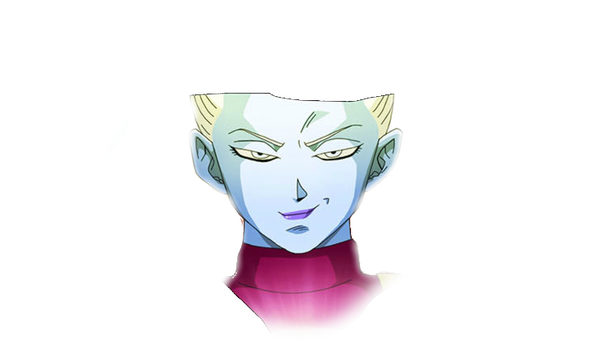 Whis Render Rosto Battle Of Gods by RahelWilliam