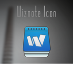 Wiznote Icon. Updated by BogdanYaremak