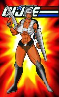 gi joe Super Trooper SBF version by RWhitney75