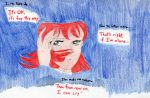 Nobody, Nobody Notices These Tears of Mine... by Subarufoxboy