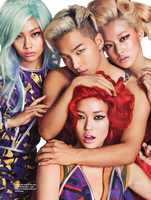 Taeyang For Vogue Korea PNG by Milevip