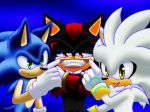 Sonic Guys by Shadowluver1242