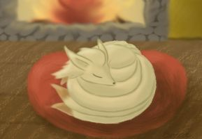 Pokemon Advent - Day 10 - Fire by Snowbound-Becca