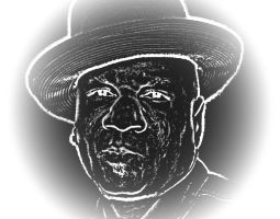 Ving Rhames Photoshop by AndPlusAmpersandAlso