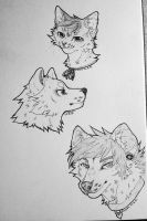 sketches by vicoon7