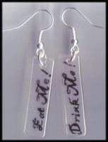 ALICE EARRINGS by moe4gee