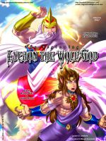 Lycaon the Wolf God by locofuria