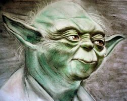Yoda by asiakasiamonika