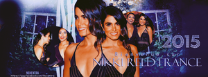 Nikki Reed France by N0xentra