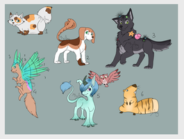 Adopts - CHEAP by MizAmy